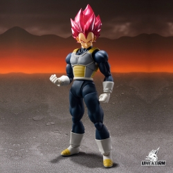 Dragon Ball Super Broly Super Saiyan God Vegeta ~ S.H.Figuarts