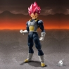 Super Saiyan God Vegeta Dragon Ball Super Broly - S.H.Figuarts