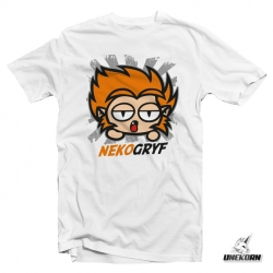 T-shirt parodie NekoGryf par Nekowear