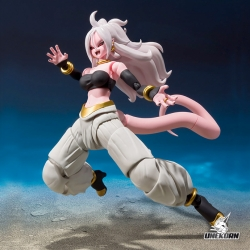 Dragon Ball Fighter Z Androïde C-21 ~ S.H.Figuarts