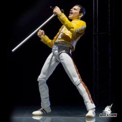 Freddie Mercury Bohemian Bhapsody Queen - S.H.Figuarts