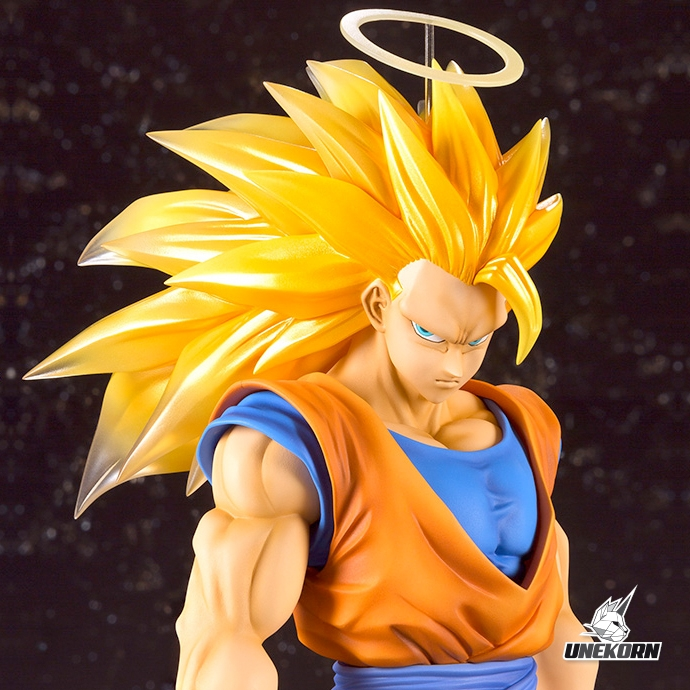Son Goku Super Saiyan 3 Dragon Ball Z - Figuarts Zero EX