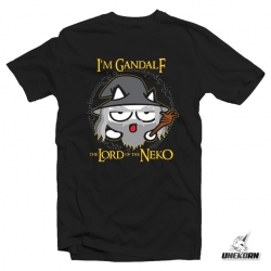 T shirt Nekowear NekoGandalf