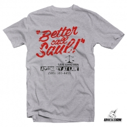"T shirt Série TV ""Better Call Saul"""
