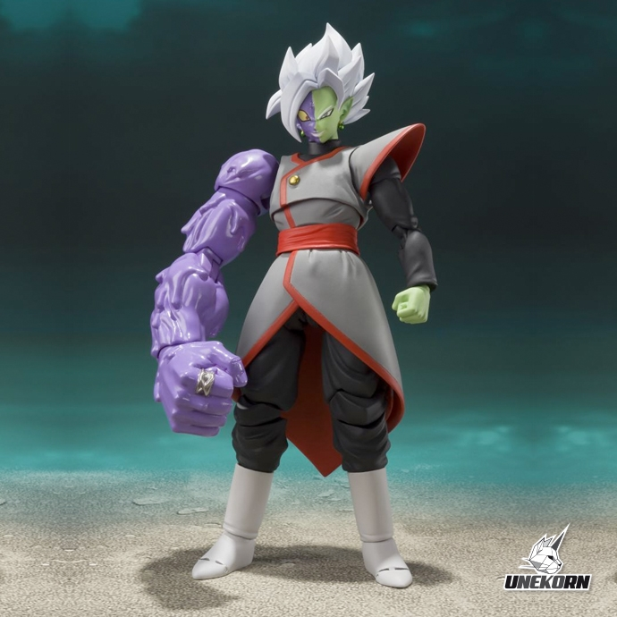 Dragon Ball Super Zamasu Potara ~ S.H.Figuarts