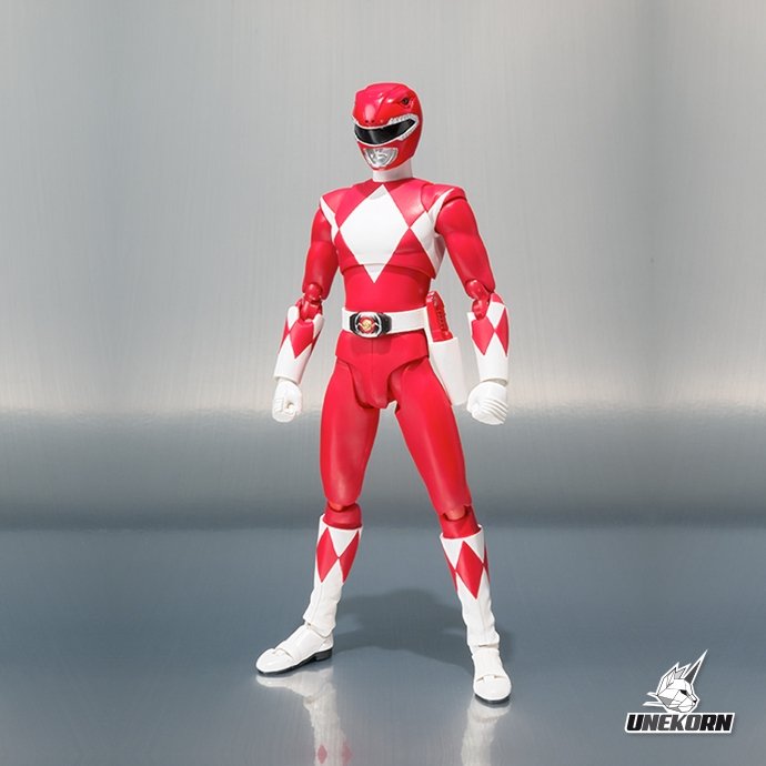 Power Rangers Red Ranger SDCC 2018 ~ S.H.Figuarts
