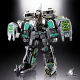 Power Rangers GX-72B Megazord (Black version) SDCC 2018 ~ Soul of Chogokin