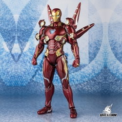 Avengers Endgame Iron Man Mark 50 - S.H.Figuarts