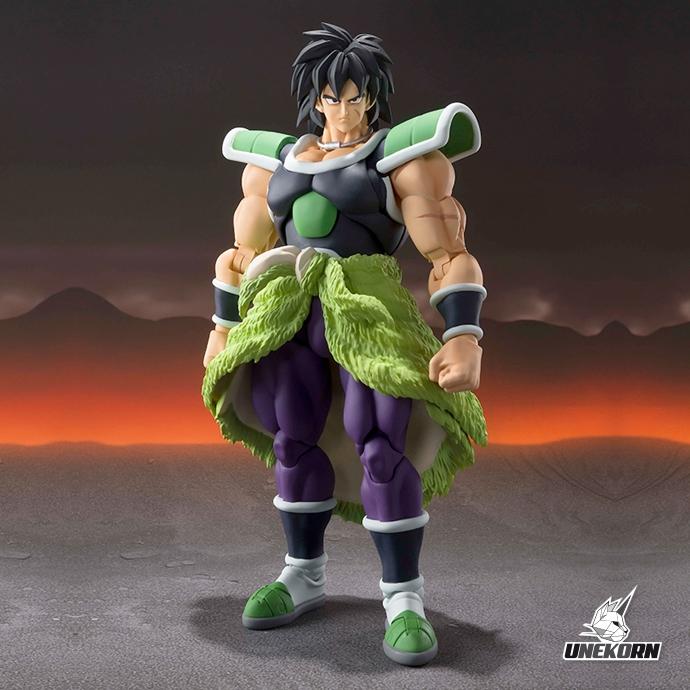 Dragon Ball Super Broly Super - S.H.Figuarts