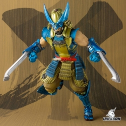 Wolverine Meisho Marvel - Manga Realization