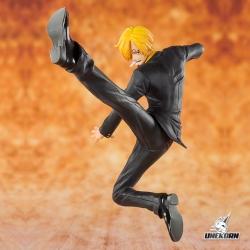 Figuarts zero One Piece Black Leg Sanji