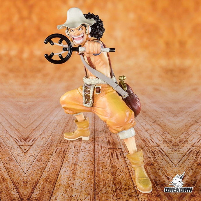 Figuarts Zero One Piece King of Snipers USOPP