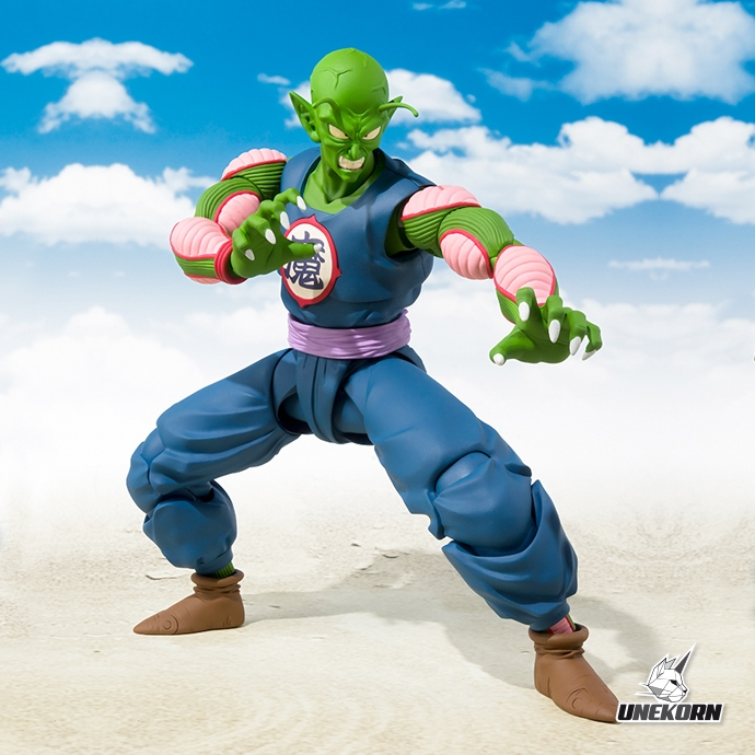 Dragon Ball Piccolo Daimaoh Demon King - S.H.Figuarts