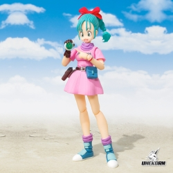Dragon Ball Bulma Adventure begins - S.H.Figuarts
