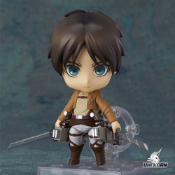 Figurine Attack on Titan Eren Yeager - Nendoroid
