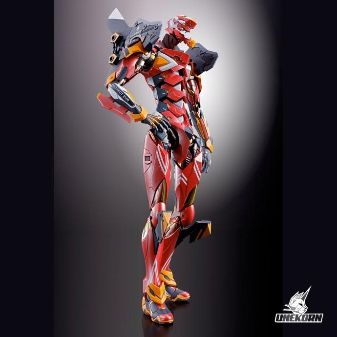 Evangelion NG EVA-02 Production Model - Metal Build