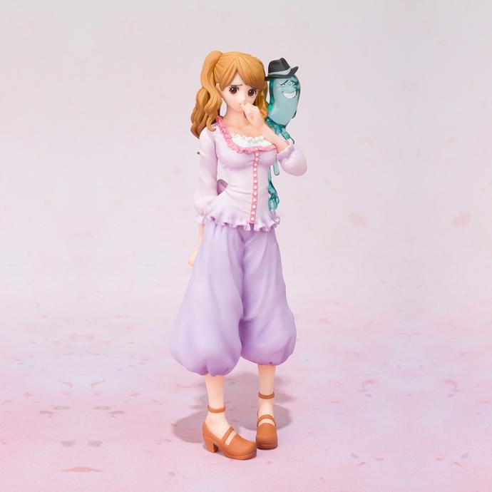 Figurine One Piece Charlotte Pudding - Figuarts Zero