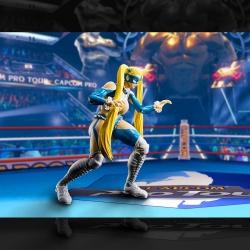 Street Fighter Rainbow Mika - S.H.Figuarts