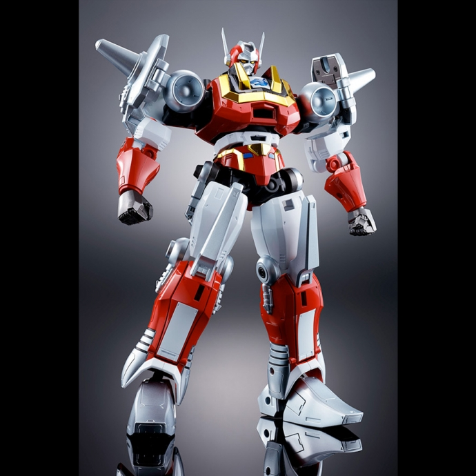 GX-39 Baikanfu Renewal Version - Soul of Chogokin