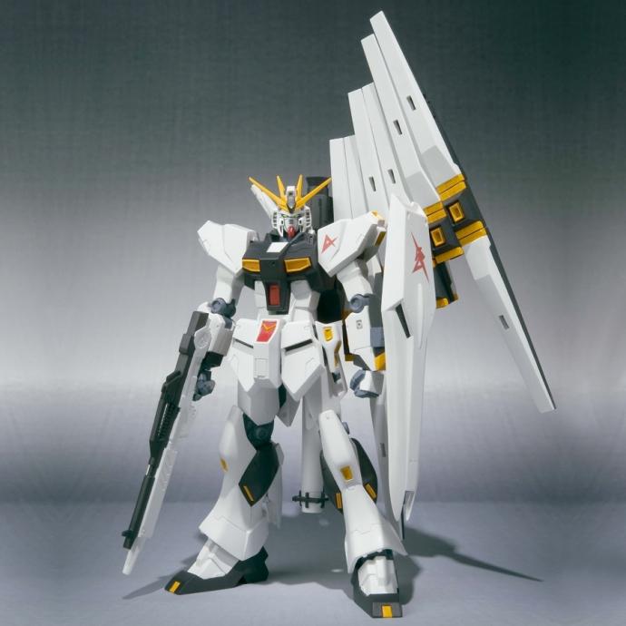Gundam RX-93 V NU - Side MS The Robot Spirits