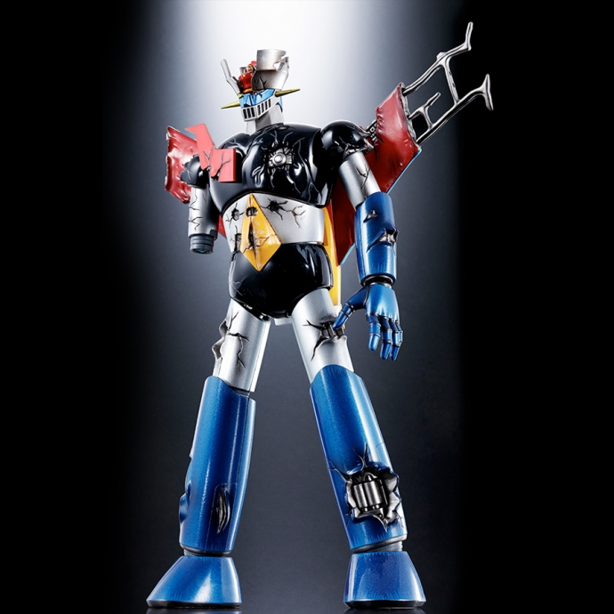 GX-70D Mazinger Z Damaged Dynamic Classic - Soul of Chogokin