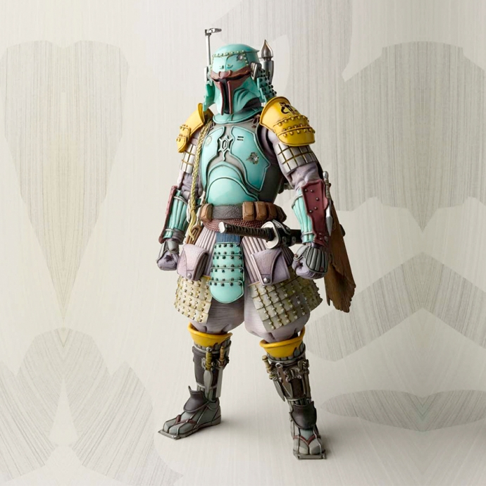 Star Wars Ronin Boba Fett - Movie Realization