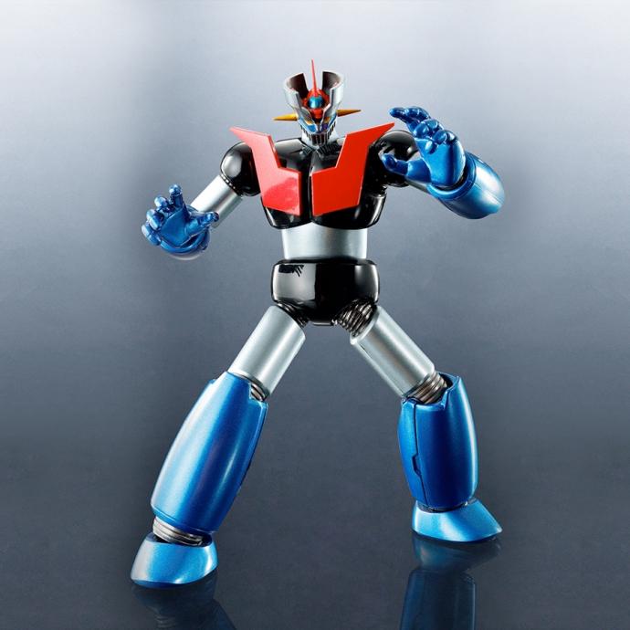 Mazinger Z Iron Cutter Edition - Super Robot Chogokin