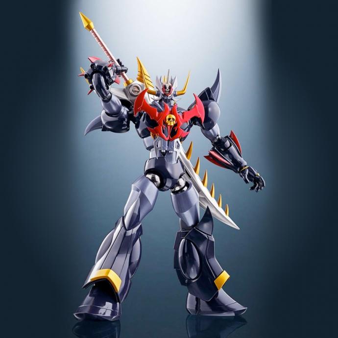 Mazinger Mazinkaiser SKL Final Count - Super Robot Chogokin