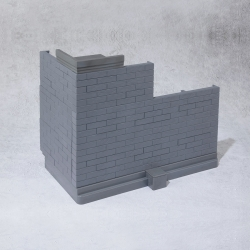 Brick Wall Gray Ver. - Tamashii Option