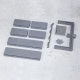 Brick Wall Gray Ver. - Tamashii Option