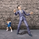 Detective Conan Mouri Kogoro - S.H.Figuarts Bandai