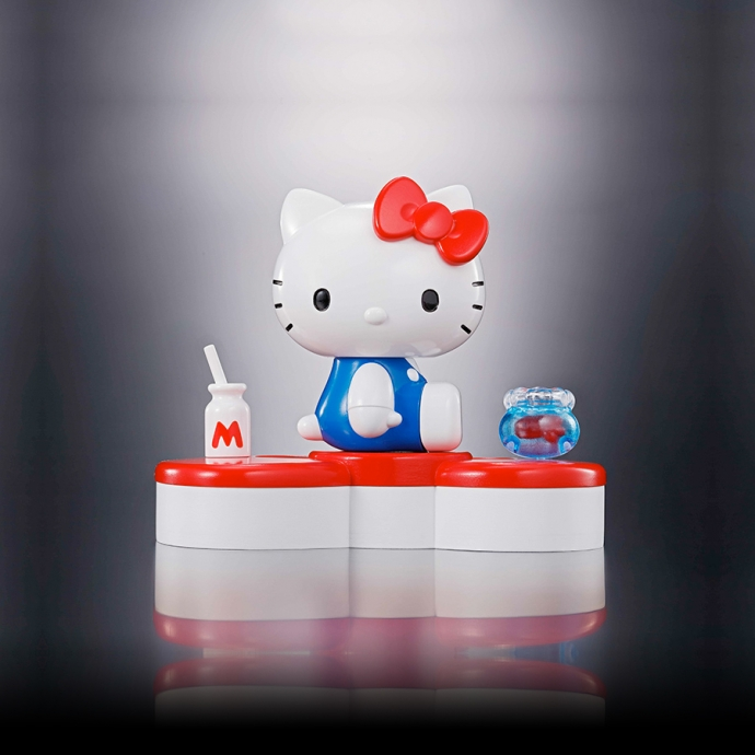 Hello Kitty 45th Ann - Chogokin Bandai Spirits