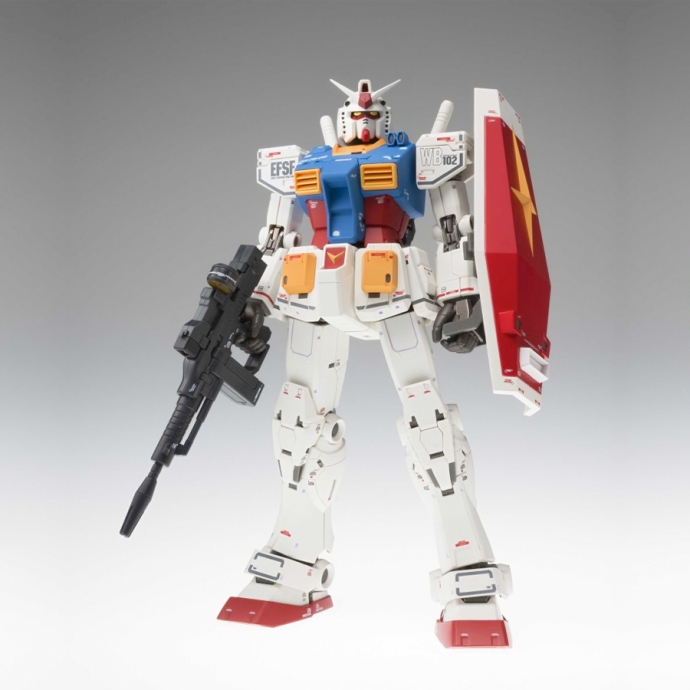 Gundam RX-78-02 - Gundam Fix Figuration Metal Composite