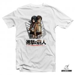 "T-shirt Attack on Titan ""Squadron"""
