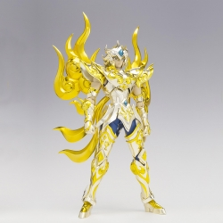 Saint Seiya Lion Aiolia Soul of Gold (+ Effet éclairs) - Myth Cloth EX