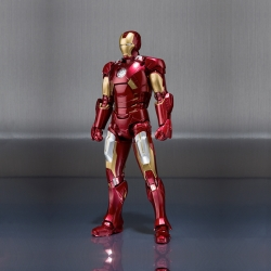 Iron Man Mark VII + Hall of Armor Set - S.H.Figuarts