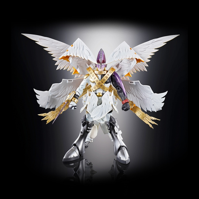 Digimon - Holy Angemon - Digivolving Spirits