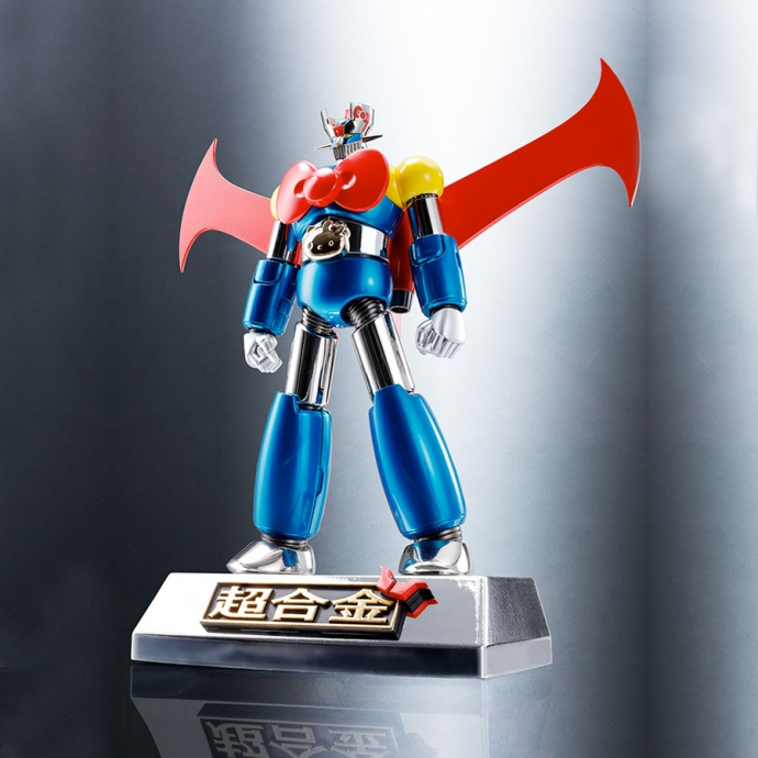 Mazinger Z Hello Kitty Color - Chogokin