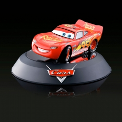 Cars - Flash McQueen - Chogokin Bandai