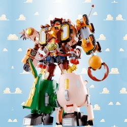 Toy Story - Woody Robo Sheriff Star - Chogokin