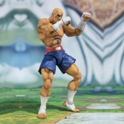 Street Fighter 5 - Sagat - S.H.Figuarts Bandai