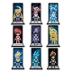 Sailor Moon - Pack 9 figurines Tamashii Buddies
