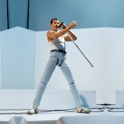 Freddie Mercury Live Aid - S.H.Figuarts