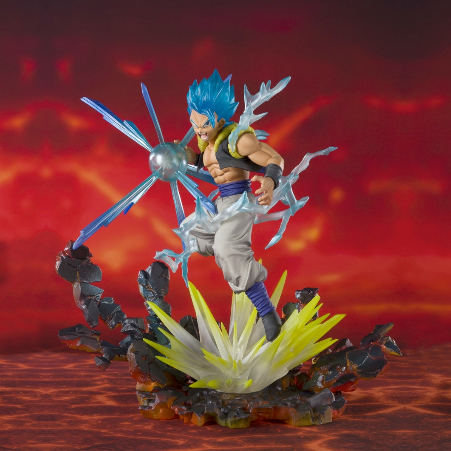 Figurine Dragon Ball Super Broly Ssgss Gogeta Event Exclusive