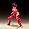 "Figurine Dragon Ball Z ""Son Goku Kaiohken"" Bandai"
