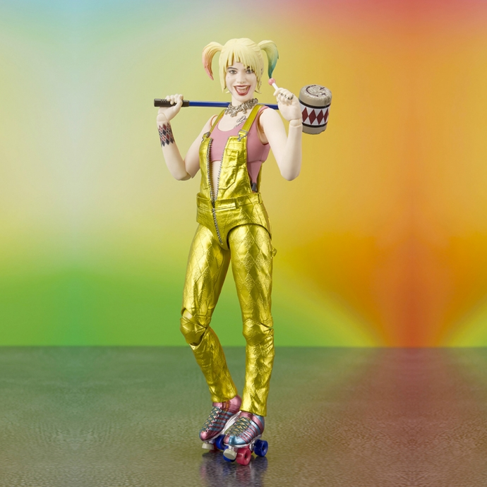 Birds of Prey - Harley Quinn - S.H.Figuarts
