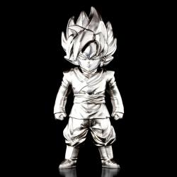 Figurine Super Saiyan Rosé Gokou-Black - Absolute Chogokin Bandai