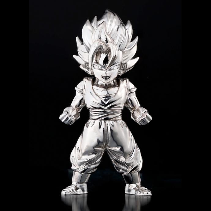 Dragon Ball Super SSGSS Vegetto - Absolute Chogokin Bandai