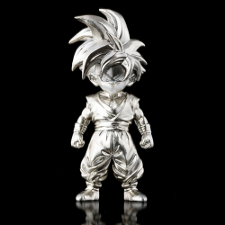 Dragon Ball Z Super Saiyan Son Gohan - Absolute Chogokin Bandai