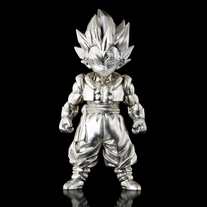 Dragon Ball Z - Gogeta - Absolute Chogokin Bandai